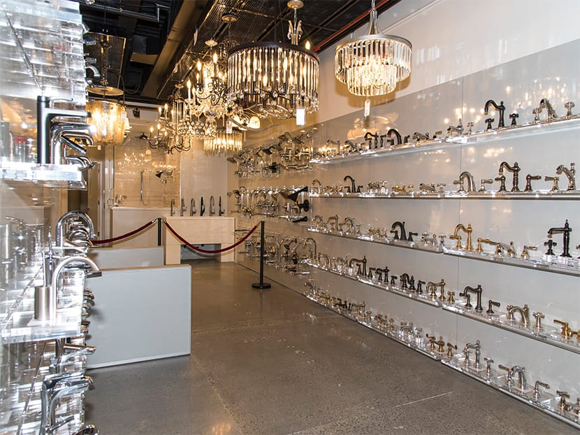 Ferguson Bath Kitchen Lighting Gallery Increased Its Foothold In Metro New York With The Opening Of A 9 000 Square Foot Showroom Brooklyn S Waterfront